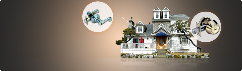 Residential Locksmith  <br> <span>Trust <strong>FC Locksmith Calgary</strong> for the security of your house! We're expert residential specialists and have the knowhow to replace locks, suggest solutions and build you the most resistant security system. You'll never fear again! Your door locks will be reliable! The security of our customers is our priority!</span>
